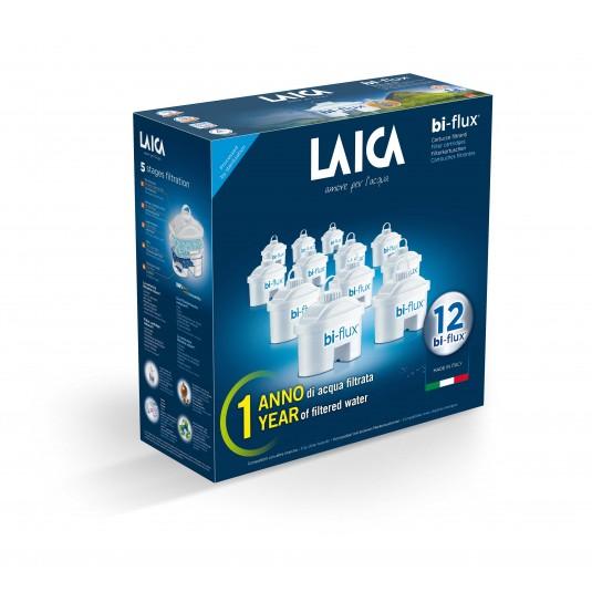Laica Bi-Flux универсален филтър 12 бр. цена